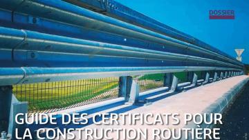 Espace public – probeton et copro – guide des certificats pour la certification routière