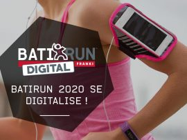 Batirun Digital 2020 - Du 1er au 31 juin